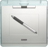Wacom graphics tablet