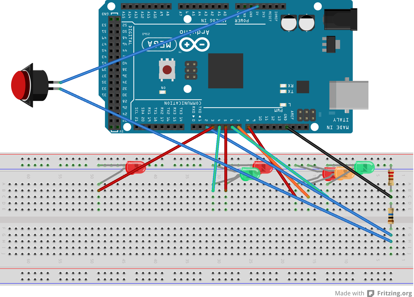 Arduino long to char